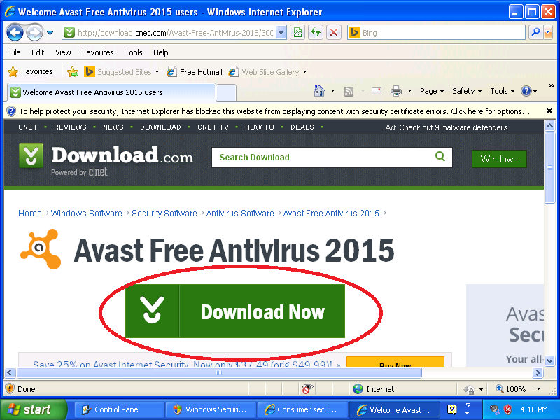 How To Install Antivirus Software In Windows Xp Almost