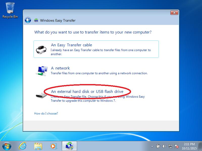 Windows Easy Transfer for Windows XP Windows 7 Windows 8 and Windows 10